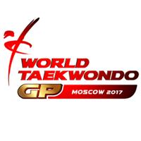 Гран-при по тхэквондо в Москве. Мужчины. Полуфинал (+80 кг)